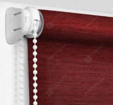 Рулонные шторы Мини - Лусто бордовый