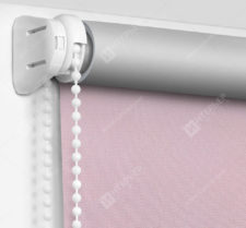 Рулонные шторы Мини - Мадагаскар розовый