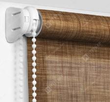 Рулонные шторы Мини - Анже коричневый