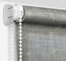 Рулонные шторы Мини - Анже серый