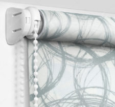 Рулонные шторы Мини - Эклипс серый