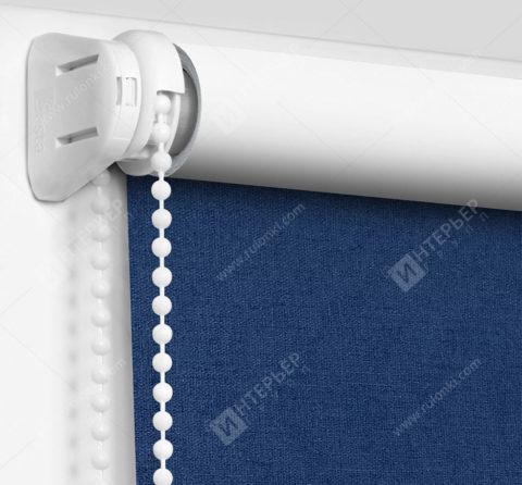 Рулонные шторы Мини - Карина Блэкаут темно-синий