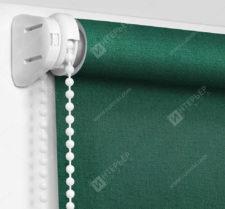 Рулонные шторы Мини - Карина темно-зеленый