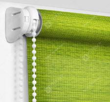 Рулонные шторы Мини - Корсо зеленый